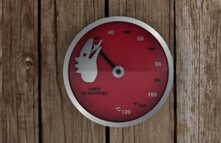 Термометр Firemeter