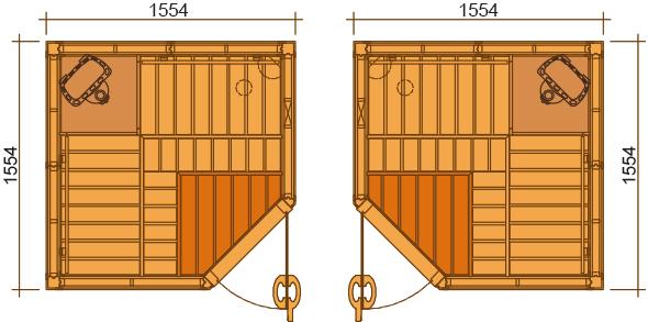 1616RAC / 1616LAC
